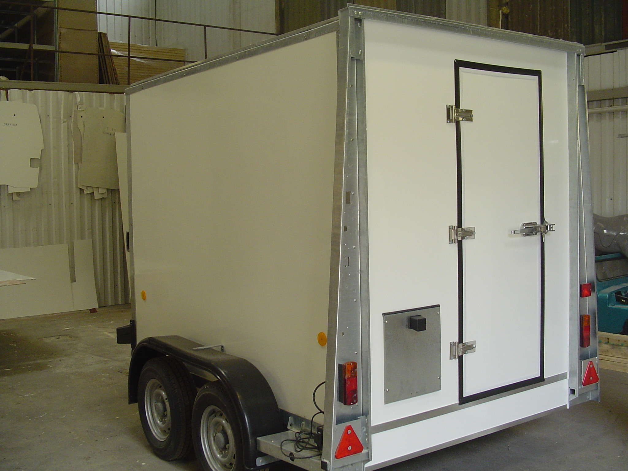 Photo of Refrigerated Trailer