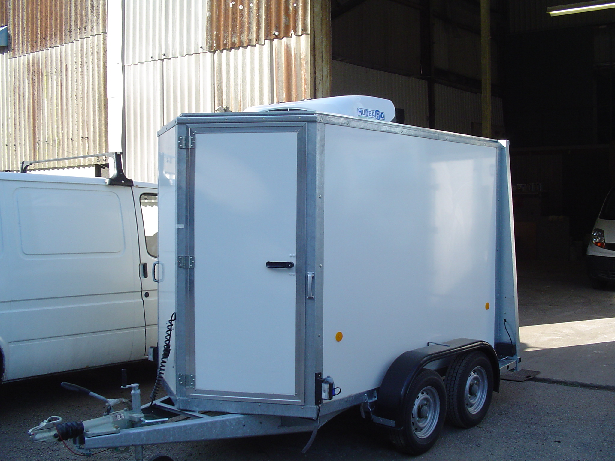 Photo of Chiller Vehicle